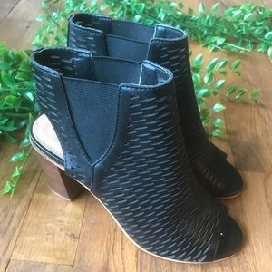 Steve Madden Open-Toe Booties